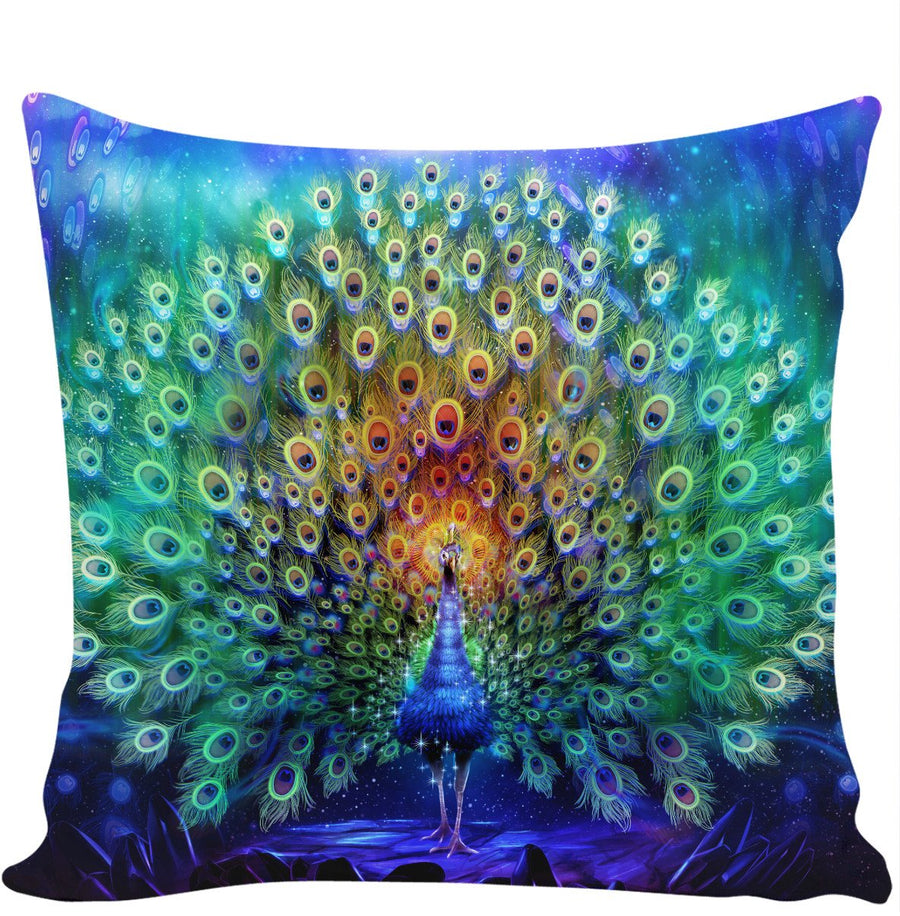The Eternal Trance Couch Pillow