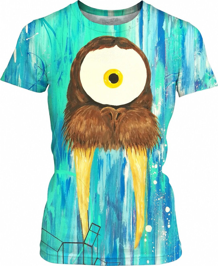 Spirit Animal Sight: Walrus T-Shirt