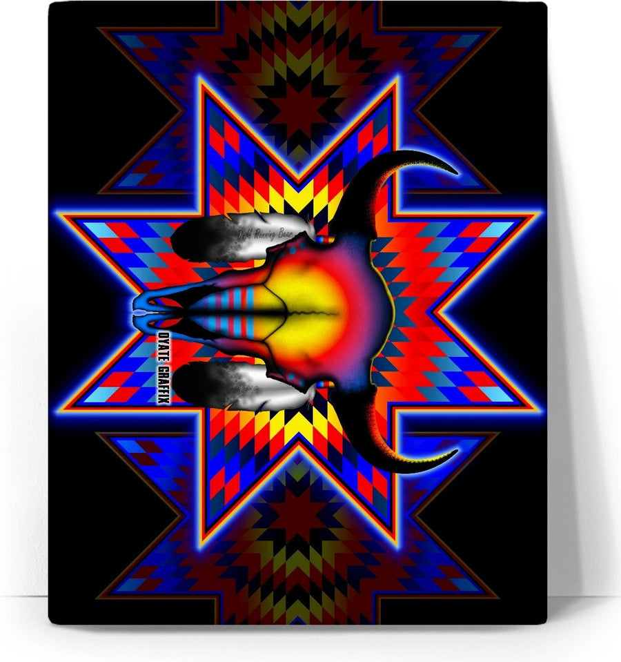 Oyate Graffix Canvas #3