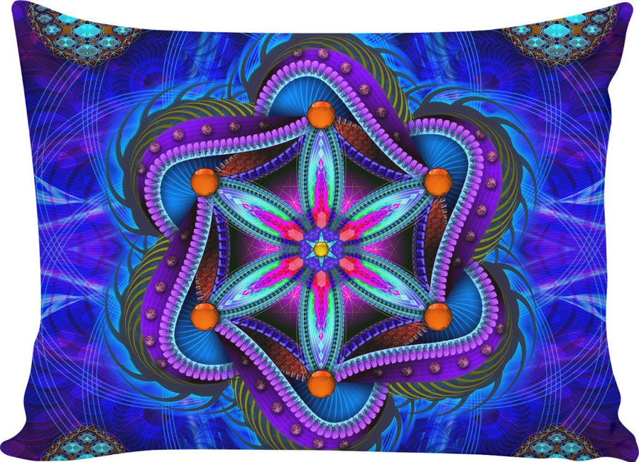 Seed of Life Pillowcase