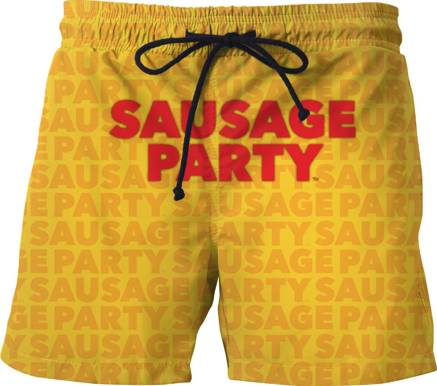 Sausage Party Swim Shorts
