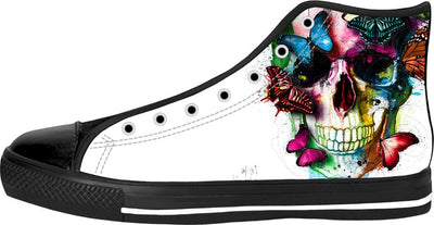 Soul's Colors Hight Baskett Style Shoes by Patrice Murciano