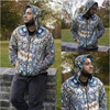God Owl of Dreams Zip-Up Hoodie