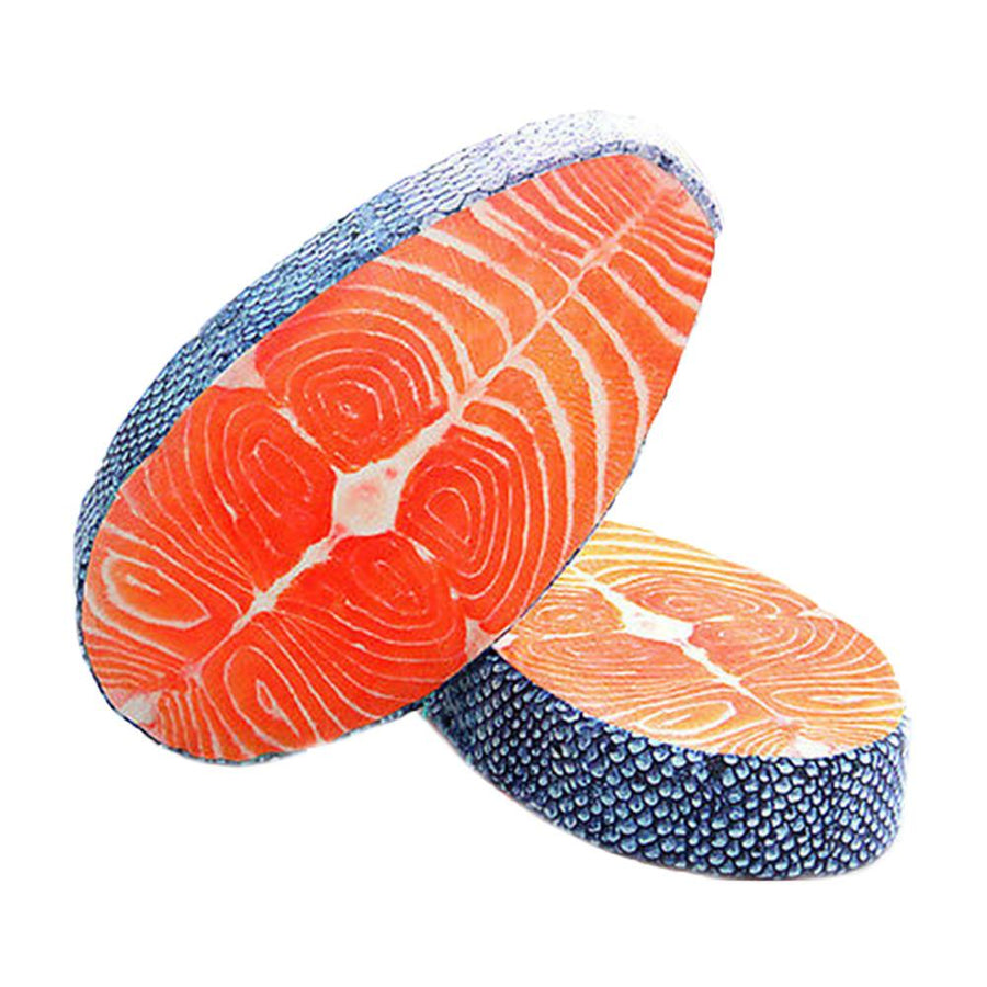 Salmon Pillow