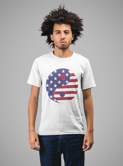 USA! Keep the Balance Classic T-Shirt