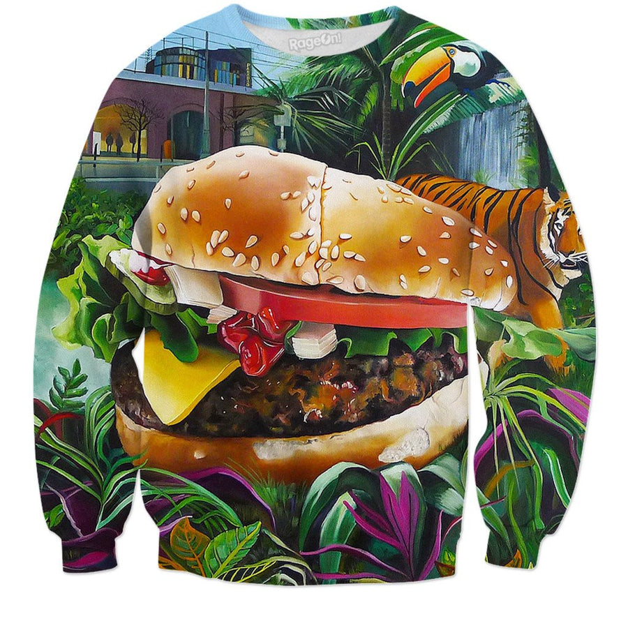 Zoo Sweatshirt