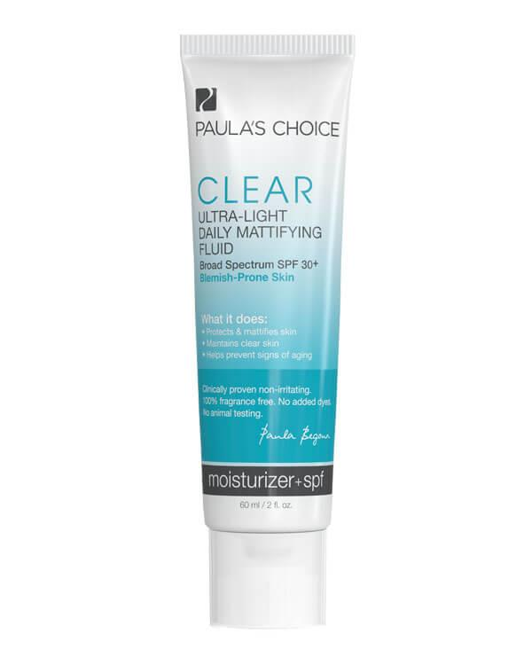 Paula's Choice Clear Ultra-Light Daily Hydrating Fluid SPF 30+ online bestellen - Cosmonde