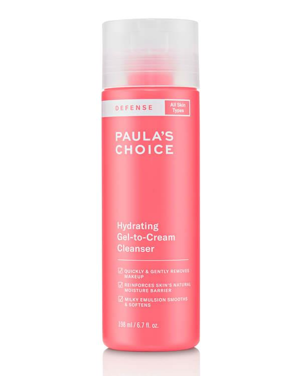 Paula's Choice Defense Hydrating Gel-to-Cream Cleanser online bestellen - Cosmonde