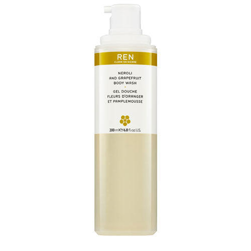 REN Clean Skincare Neroli and Grapefruit Body Wash online bestellen - Cosmonde