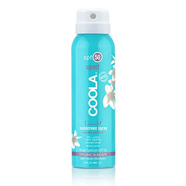 Coola Body Sunscreen spray SPF 50 Unscented, 88ml online bestellen - Cosmonde