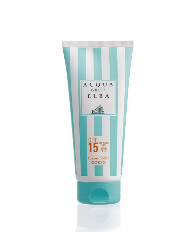 Acqua dell'Elba Solar Care Body Lotion SPF15