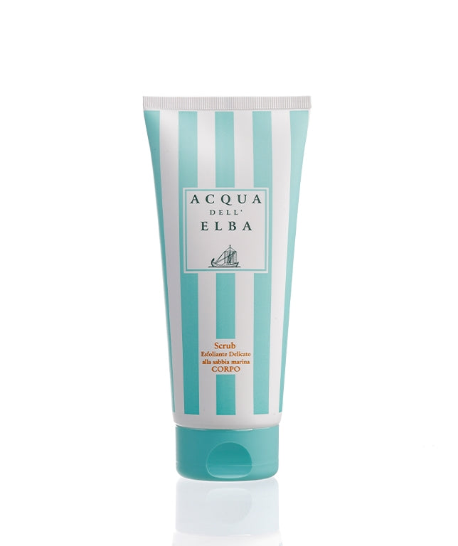Acqua dell'Elba Solar Care Body Scrub