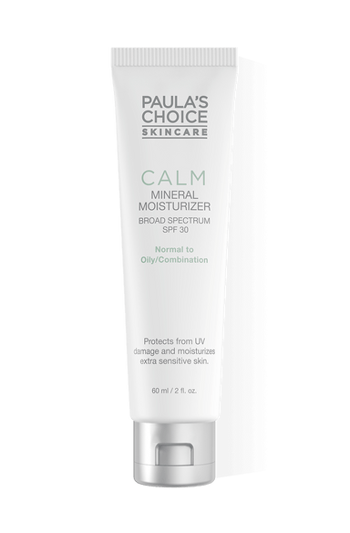Paula's Choice Calm Mineral Moisturizer SPF 30 Normal to Oily online bestellen - Cosmonde