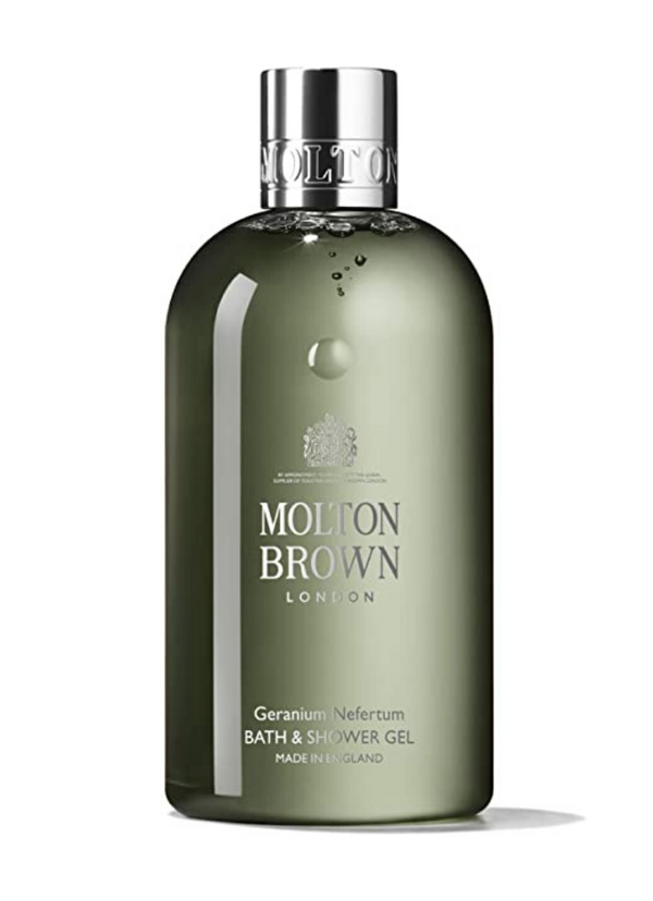 MOLTON BROWN 300ML GERANIUM NEFERTUM BODY WASH online bestellen - Cosmonde