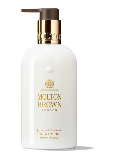 MOLTON BROWN 300ML JASMINE & SUN ROSE BODY LOTION online bestellen - Cosmonde