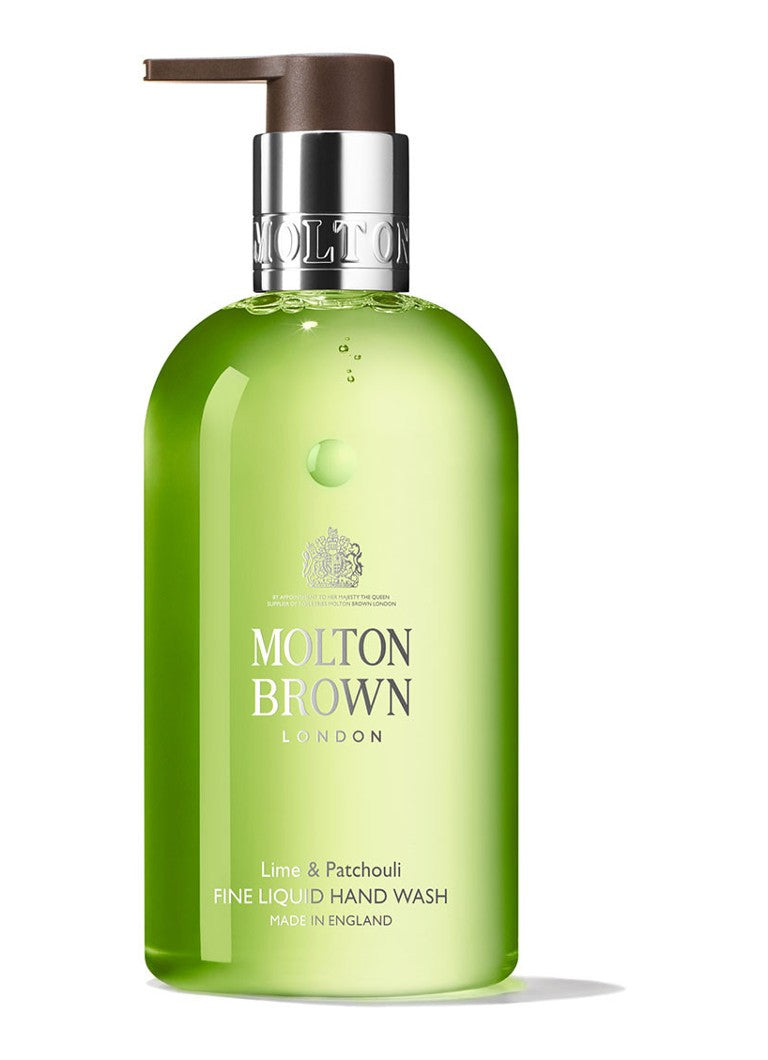 MOLTON BROWN 300ML LIME & PATCHOULI HAND WASH online bestellen - Cosmonde