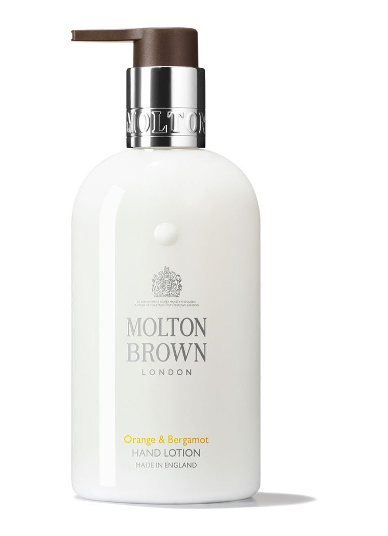 MOLTON BROWN 300ML ORANGE & BERGAMOT HAND LOTION online bestellen - Cosmonde