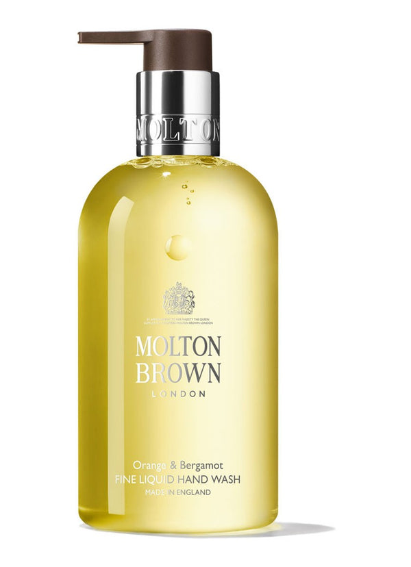 MOLTON BROWN 300ML ORANGE & BERGAMOT HAND WASH online bestellen - Cosmonde