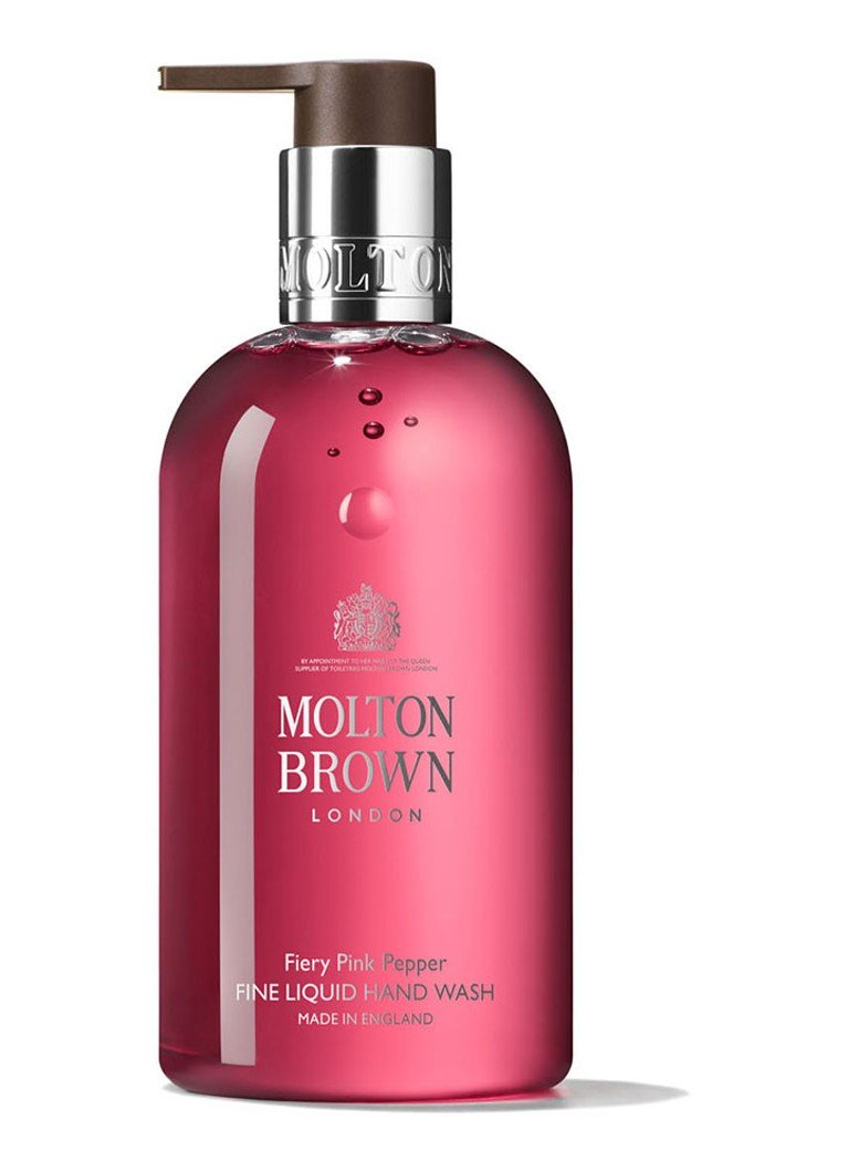 MOLTON BROWN 300ML PINK PEPPER HAND WASH online bestellen - Cosmonde