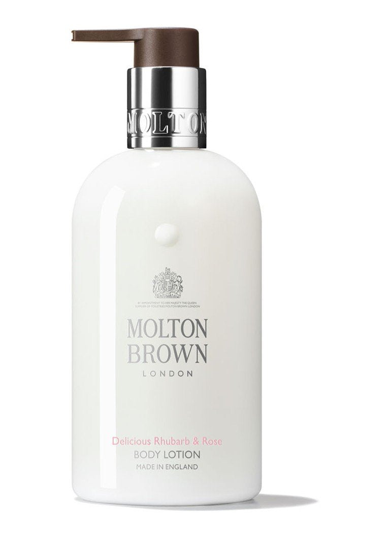 MOLTON BROWN 300ML RHUBARB & ROSE BODY LOTION online bestellen - Cosmonde