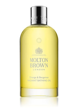 MOLTON BROWN 200ML ORANGE & BERGAMOT BATH OIL online bestellen - Cosmonde