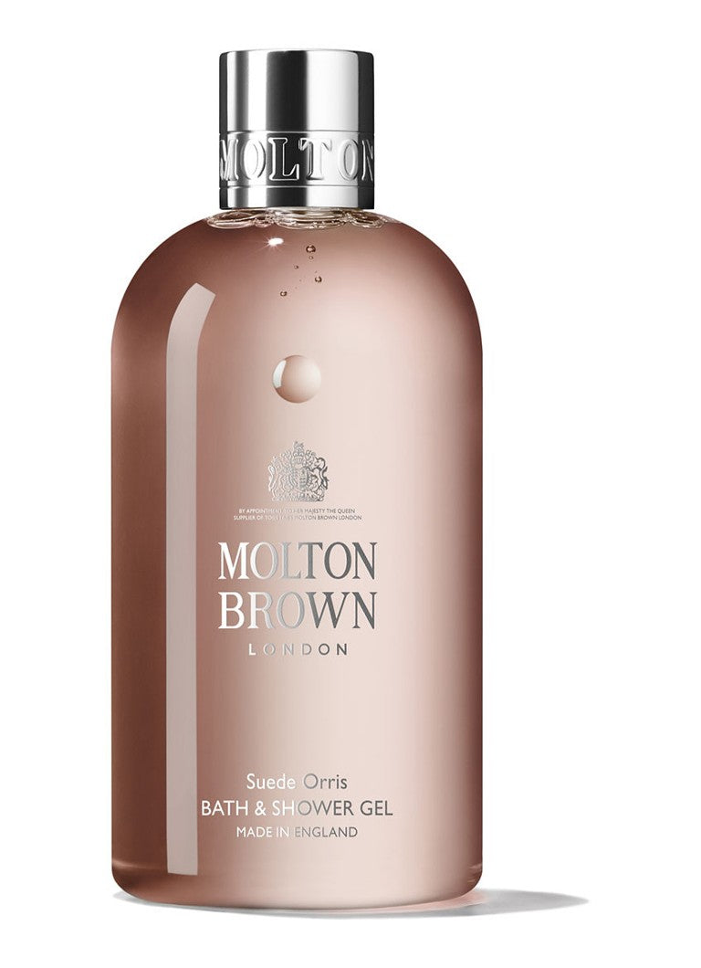 MOLTON BROWN 300ML SUEDE ORRIS BODY WASH online bestellen - Cosmonde