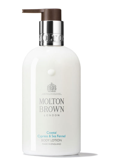 MOLTON BROWN 300ML COASTAL CYPRESS & SEA FENNEL BODY LOTION online bestellen - Cosmonde