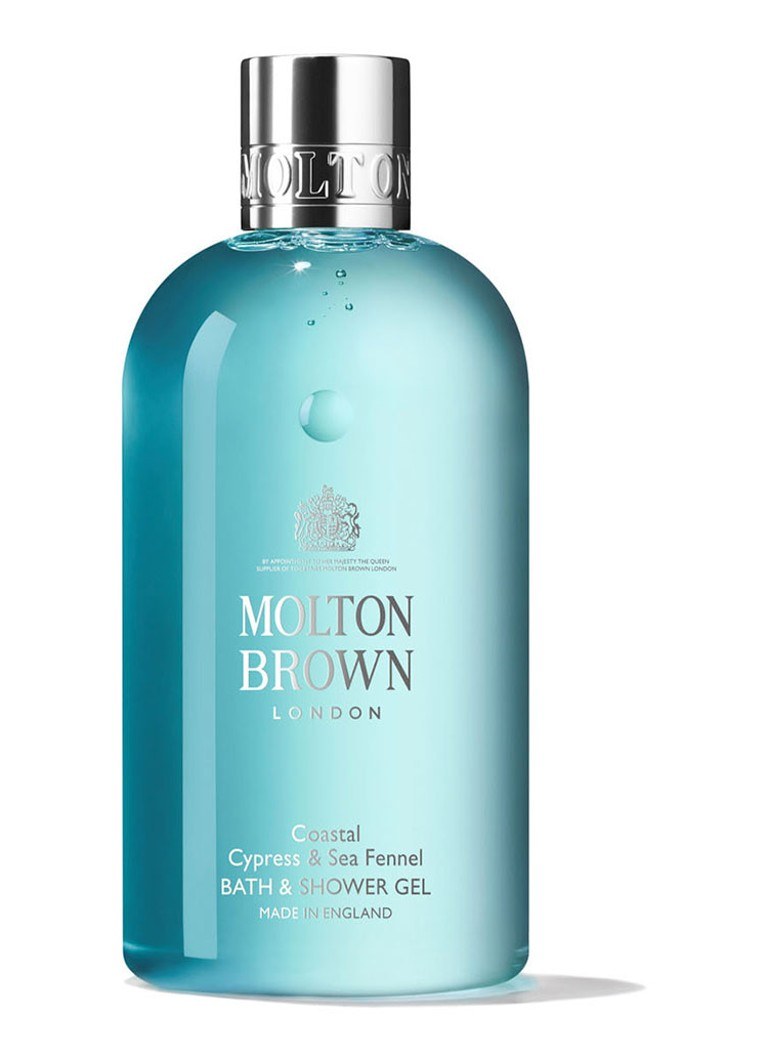 MOLTON BROWN 300ML COASTAL CYPRESS & SEA FENNEL BODY WASH online bestellen - Cosmonde