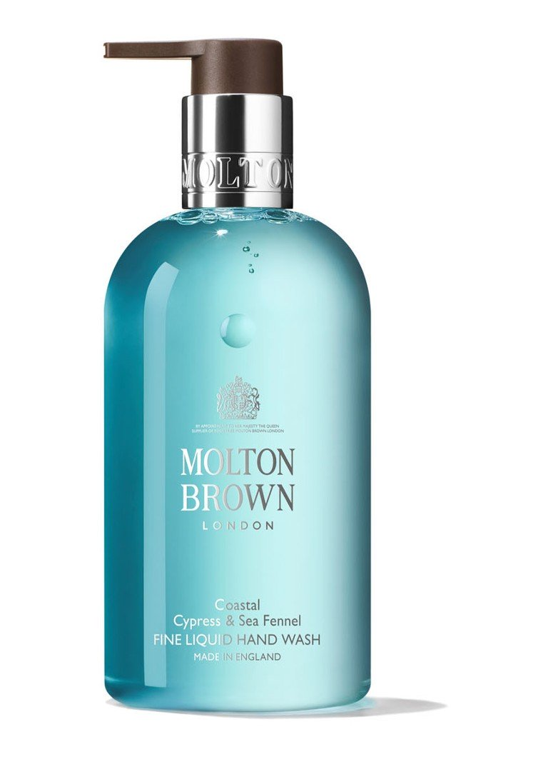 MOLTON BROWN 300ML COASTAL CYPRESS & SEA FENNEL HAND WASH online bestellen - Cosmonde