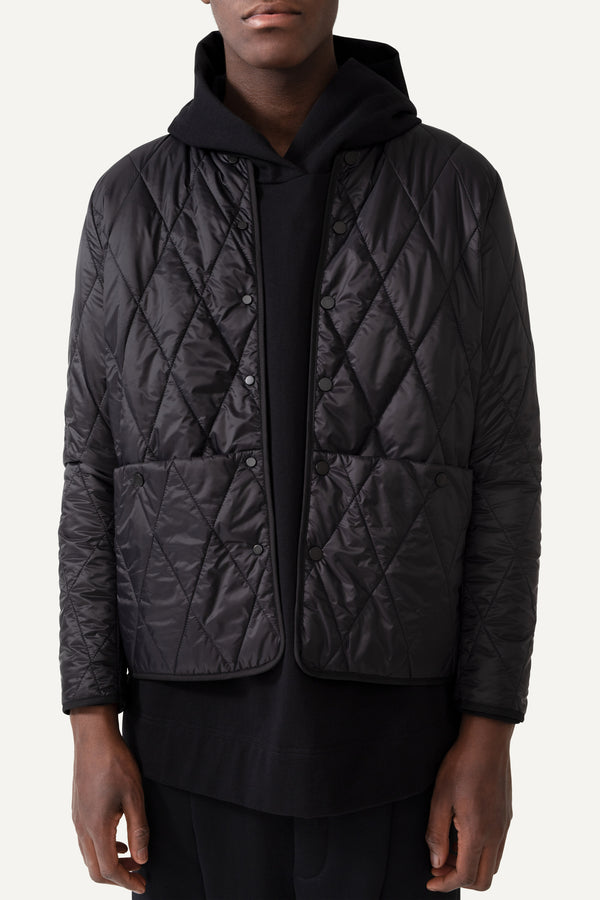 130 LIGHT QUILTED JACKET