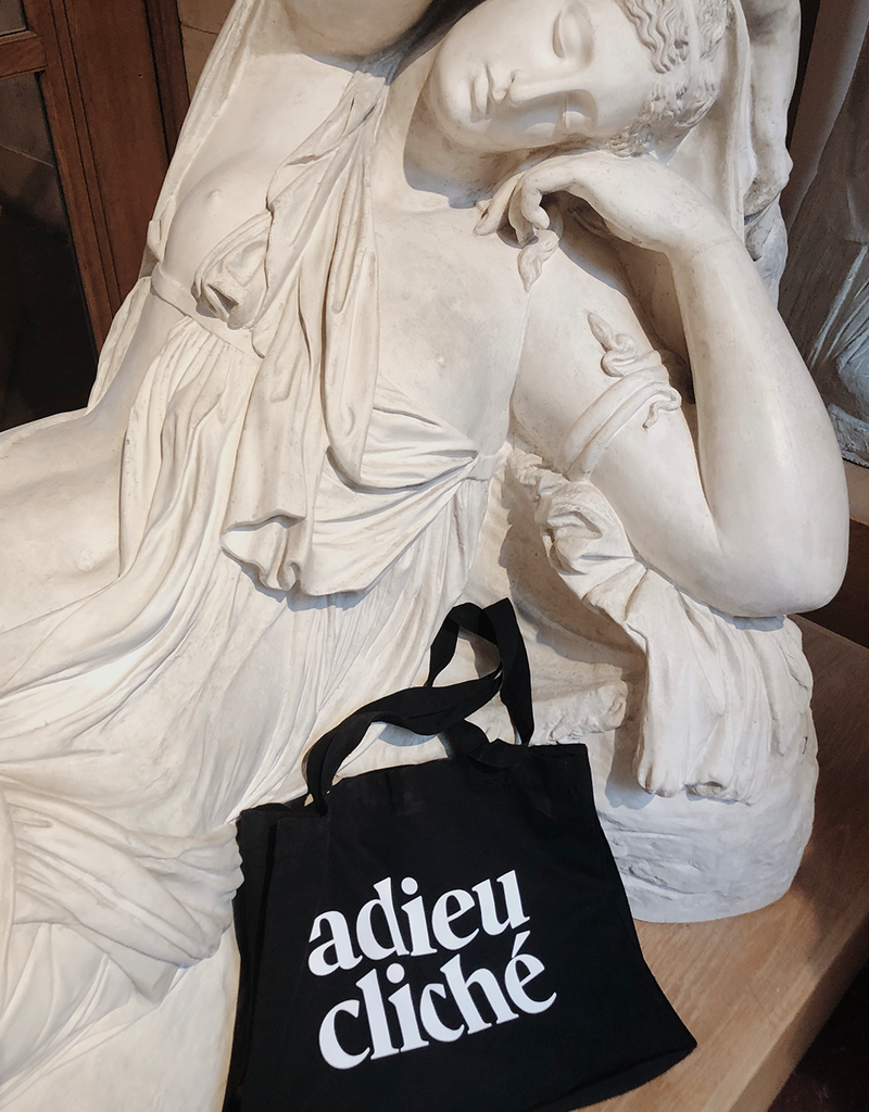 Adieu Cliché - Time for Change Bag