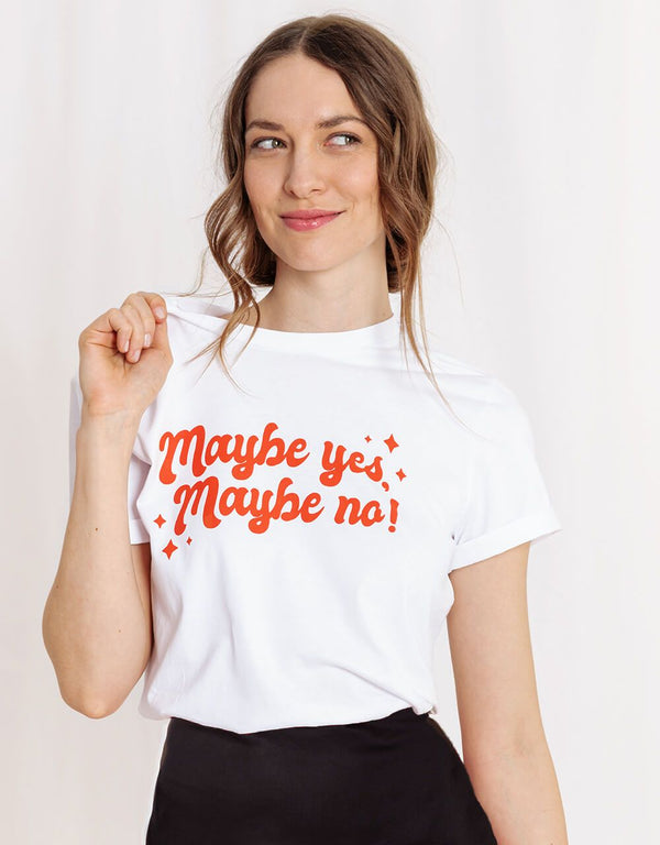maybe yes maybe no shirt
