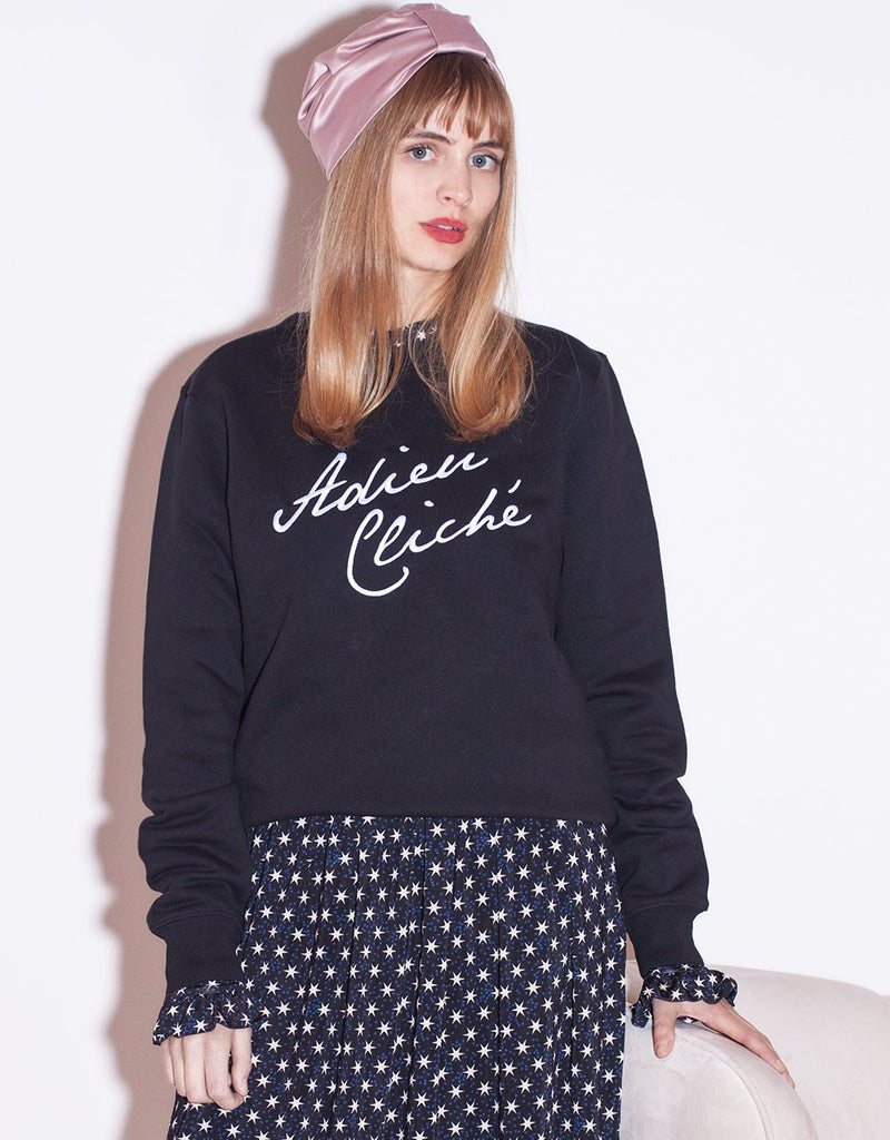 LAST CHANCE  Adieu Cliché Sweater *old style - PRE-ORDER