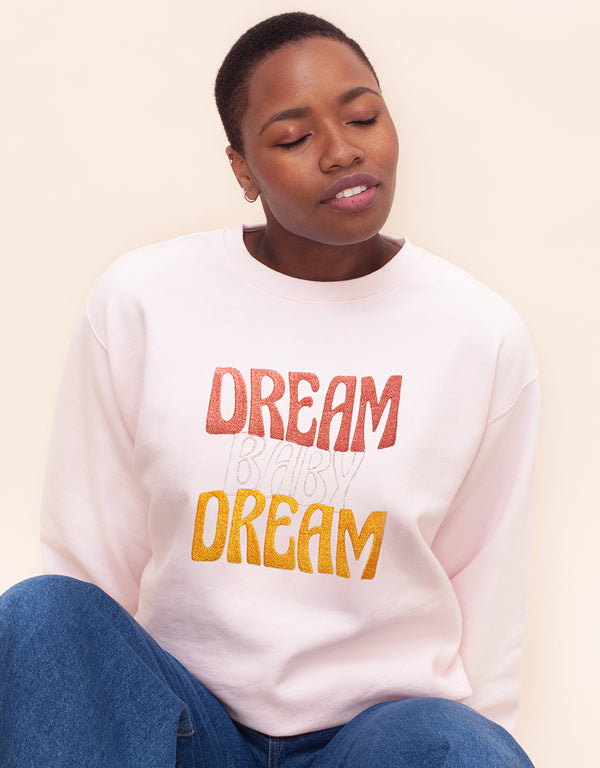 Dream Baby Dream sweater - PRE-ORDER