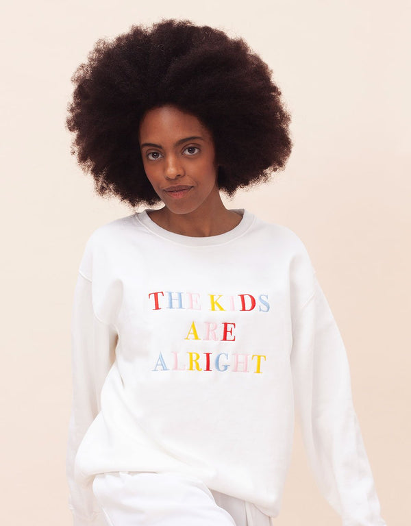 the kids are alright sweater