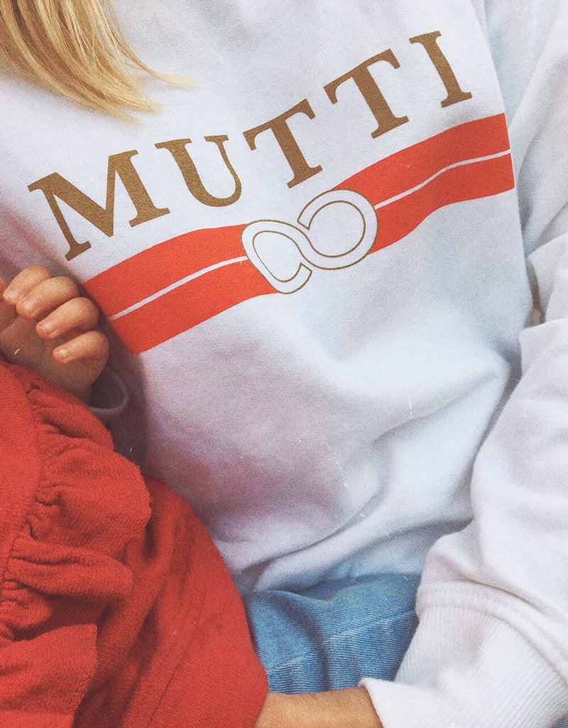 LAST CHANCE – mutti sweater PRE-ORDER