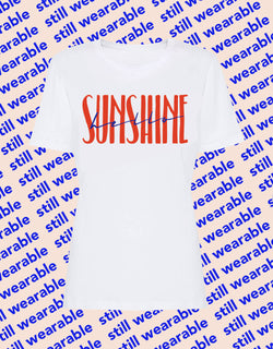 still wearable – hello sunshine shirt