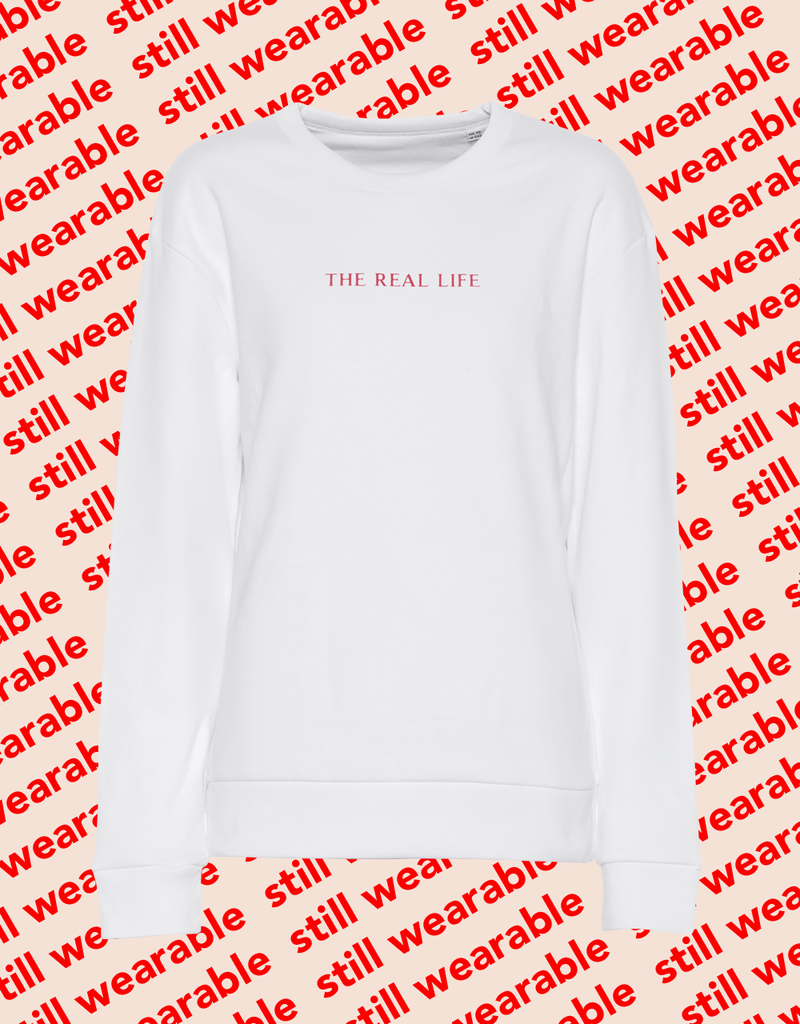 still wearable – the real life sweater