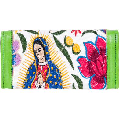 Virgin Mary Embroidered Handbag imp-41231