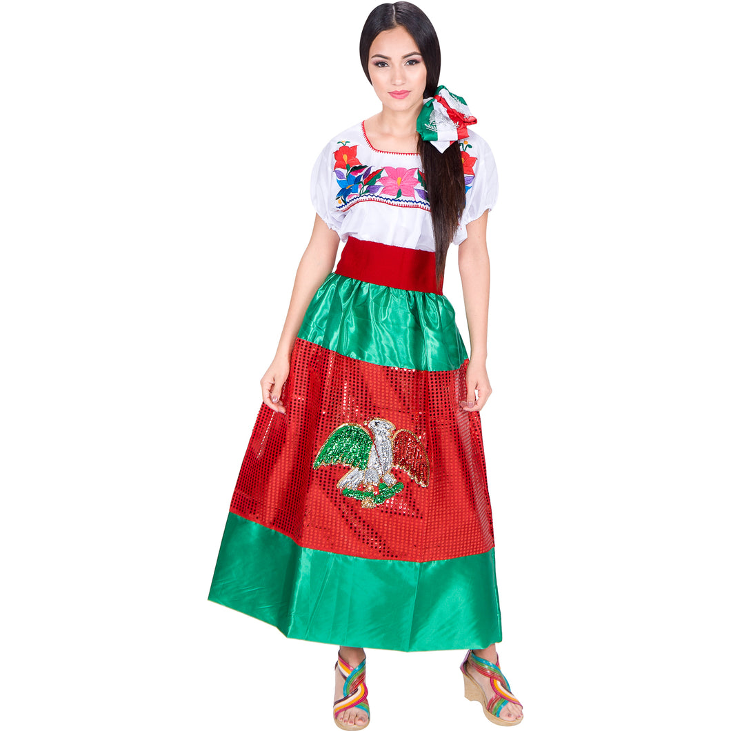 Patriotic Traditional Costume imp-74281