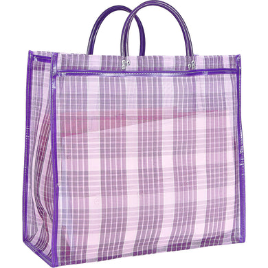 Supermarket Handbag imp-90221-Purple