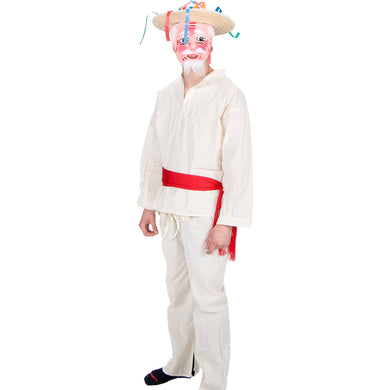 Old Person Traditional Costume imp-93407