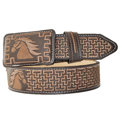 Embroidered Western Style Belt imp-13106