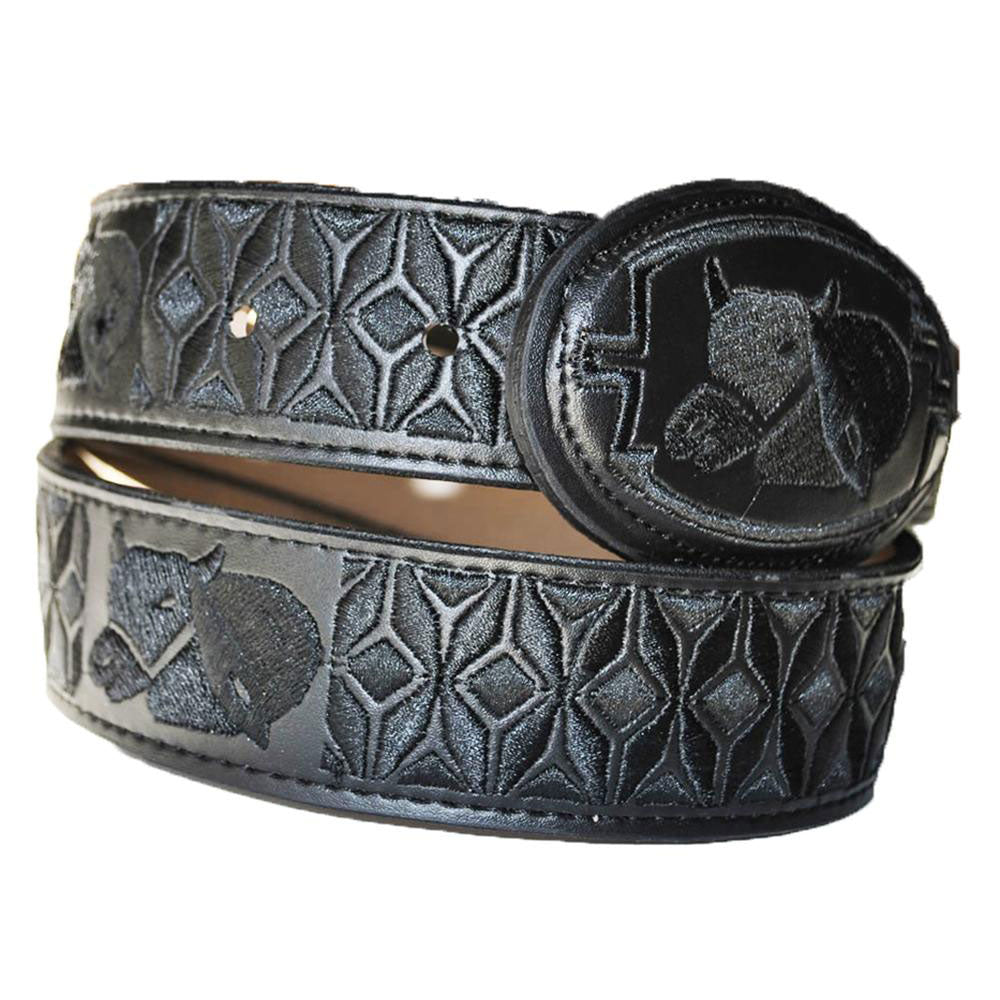 Embroidered Western Style Belt imp-13117