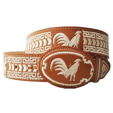 Embroidered Western Style Belt imp-13138