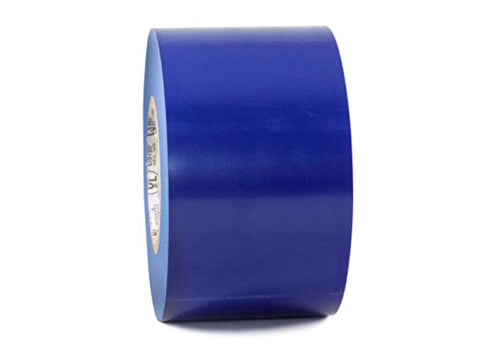 T.R.U. El-766Aw Blue General Purpose Electrical Tape 2 Width X 66' Length Ul/Csa Listed Core. Utility Vinyl Electrical Tape