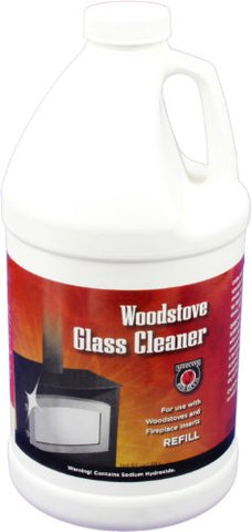 Meeco'S Red Devil 702 Woodstove Glass Cleaner Refill
