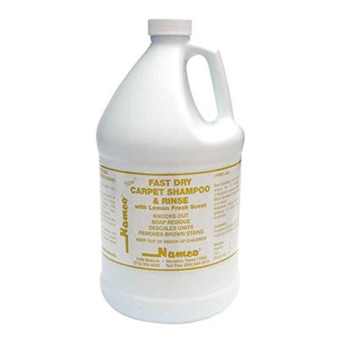 Hd Supply Carpet Rinse Shampoo And Rinse, 1 Gallon