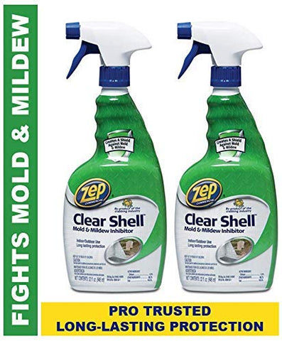 Zep Clear Shell Mold And Mildew Inhibitor Zucsm
