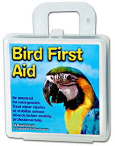 Bird First Aid Kit